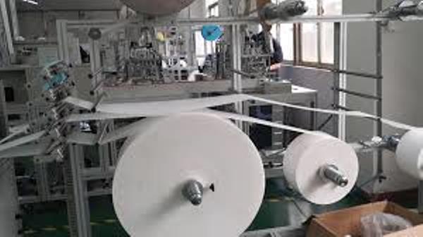 Đã thêm nguồn nguyên liệu sản xuất khẩu trang