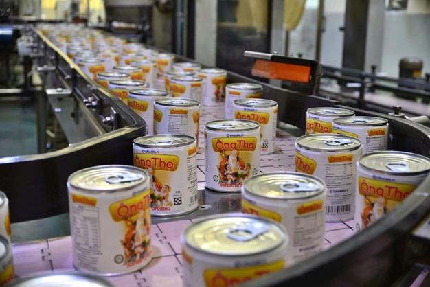 Một doanh nghiệp của Vinamilk được xuất khẩu sữa vào Trung Quốc