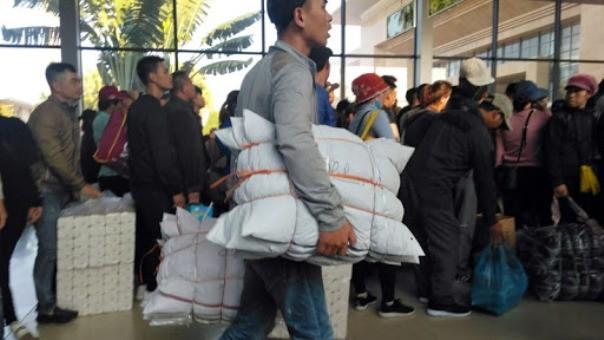 Mở cửa trở lại hình thức trao đổi cư dân biên giới tại tỉnh Hà Giang