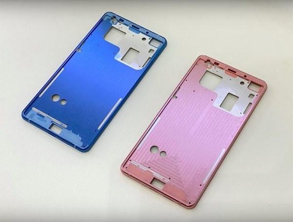 Phiên bản hồng và xanh của Bphone 4 được rò rỉ