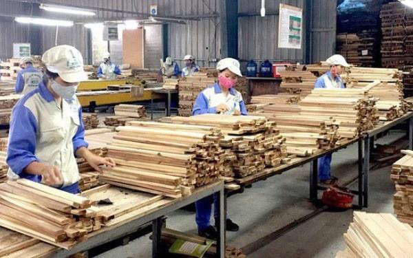 Ngành gỗ điêu đứng vì Covid-19