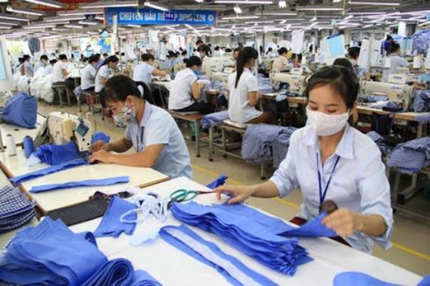 Ngành dệt may được đánh giá sẽ hưởng lợi nhiều từ các hiệp định thương mại tự do