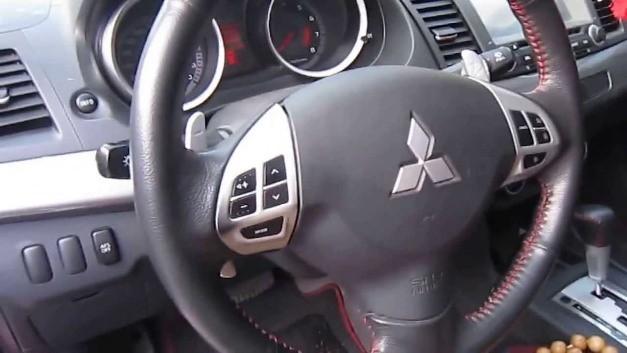 Thêm hàng loạt xe Mitsubishi bị lỗi kỹ thuật