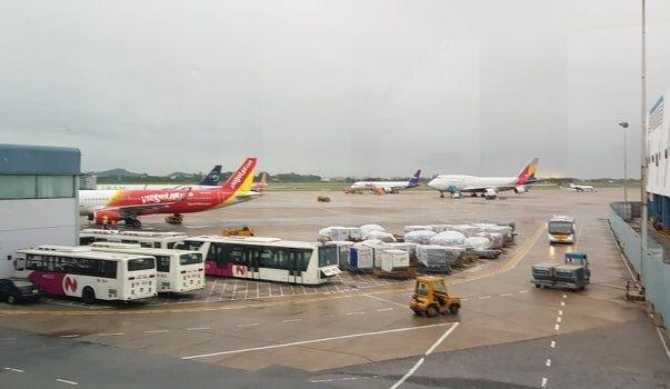 VCCI đề nghị đấu thầu giờ máy bay cất, hạ cánh