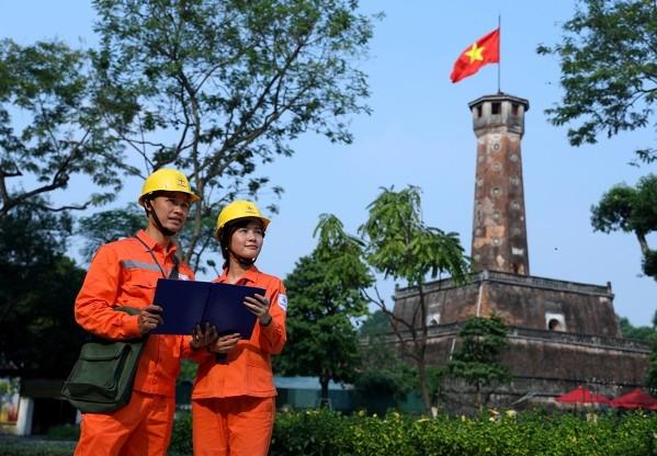 EVN HANOI: Bám sát mục tiêu, hoàn thành xuất sắc nhiệm vụ ảnh 1