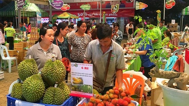 Ngày càng thêm nhiều mặt hàng Việt Nam chất lượng cao được người tiêu dùng yêu thích
