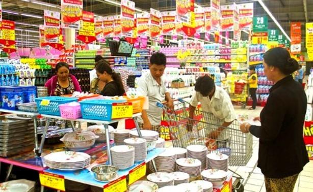Hàng hóa tiêu dùng giảm giá sâu trong Tháng Khuyến mại tập trung quốc gia