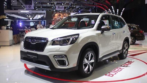 Một số xe Subaru Forester đang được kiểm tra lỗi kỹ thuật