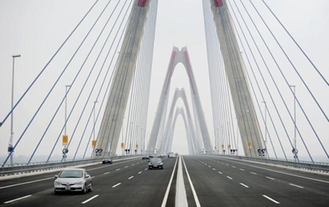 3 phương án xây trục đường nối Nhật Tân với trung tâm Ba Đình