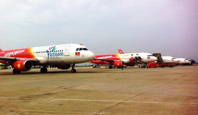 Vietjet Air mở đường bay TP.HCM- Seoul
