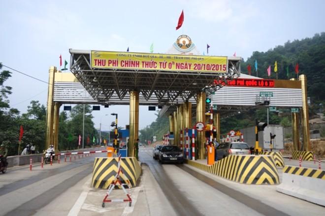 Người dân, lái xe phản đối mức phí Trạm BOT Quốc lộ 6 Hòa Bình ảnh 1