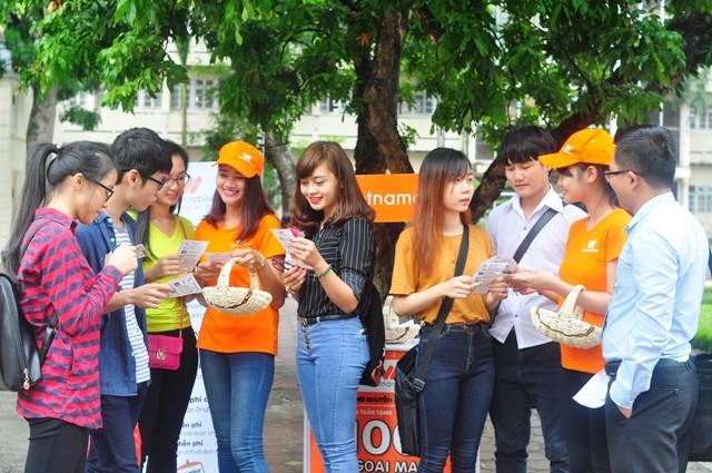 Vietnammobile cung cấp gói cước internet không giới hạn về dung lượng với 15.000 đồng/tháng