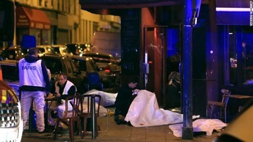 Vụ khủng bố ở Pháp đã làm nhiều người thương vong, một số nước đã tạm dừng đường bay đến Pháp