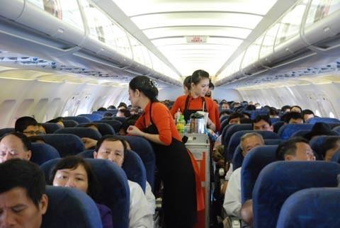 Một hành khách nước ngoài bị ngất xỉu trên máy bay đã được phi hành đoàn cùng các bác sỹ có mặt cấp cứu thành công (ảnh minh họa)