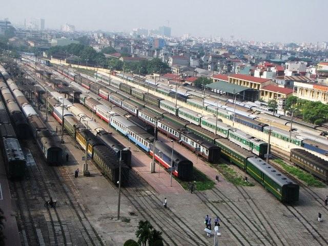 Có ý định nhập hơn 100 toa tàu hàng cũ từ Trung Quốc, Tổng giám đốc Công ty Vận tải đường sắt Hà Nội bị mất chức (Ảnh minh họa)