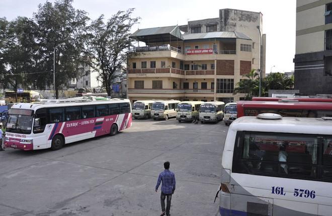 Sau nhiều năm tồn tại, bến xe Lương Yên sẽ chính thức bị xóa sổ trước ngày 30/7 tới đây