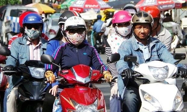 Dự báo, nền nhiệt tại Hà Nội sẽ đạt mức 39-40 độ C, kéo dài đến hết tuần này