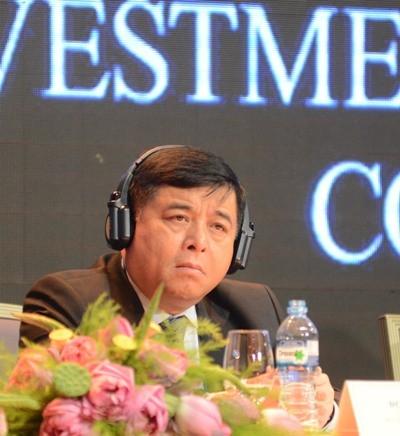 """Ông Nguyễn Chí Dũng, Bộ trưởng Bộ KH-ĐT: """"Hà Nội sẽ trở thành 1 siêu thành phố vào năm 2030"""""""