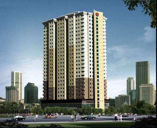 Mô hình tổ hợp chung cư cao cấp liên danh giữa Đường sắt Việt Nam và Sun Group