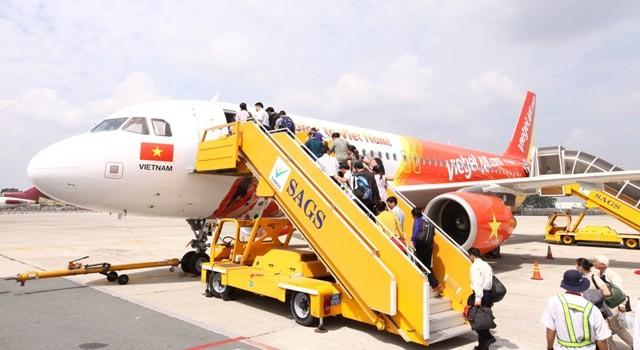 Vietjet Air tăng tải 5.700 chuyến bay phục vụ cao điểm hè 2016