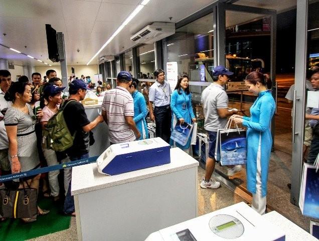 Đường bay Đà Nẵng- Bangkok vừa được Hãng hàng không quốc gia Việt Nam đưa vào khai thác