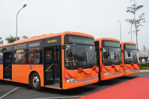 Nhiều tuyến buýt của Transerco sẽ được lắp đặt wifi miễn phí cho người đi xe buýt