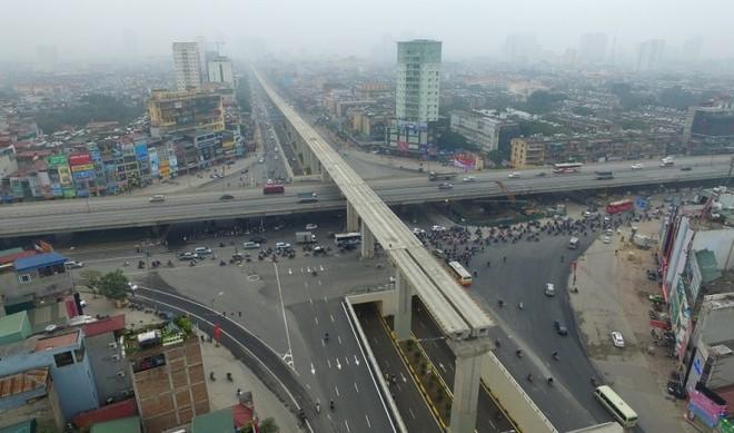 Hà Nội sẽ dành 1,235 triệu tỷ đồng cho phát triển hạ tầng giao thông đến 2030