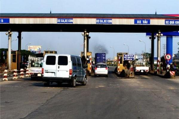 Tổng cục Đường bộ Việt Nam quyết định thanh tra, giám sát việc thu phí trên QL5