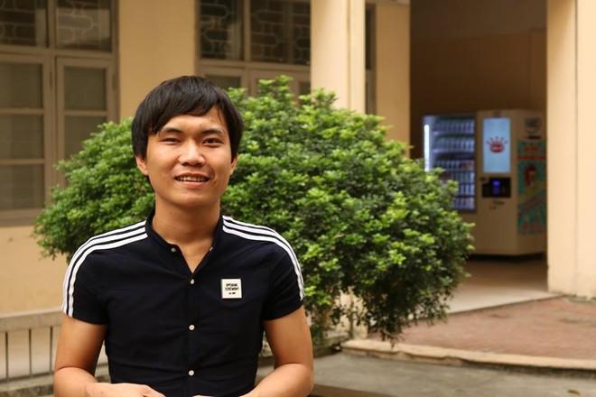 """Chàng sinh viên Võ Văn Vỵ và hành trình đi tới """"ánh sáng"""""""