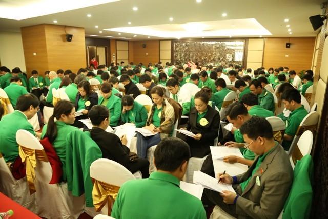 Các chương trình về nguồn của Mai Linh luôn kết hợp với đào tạo văn hóa doanh nghiệp và đạo đức kinh doanh cho CBNV