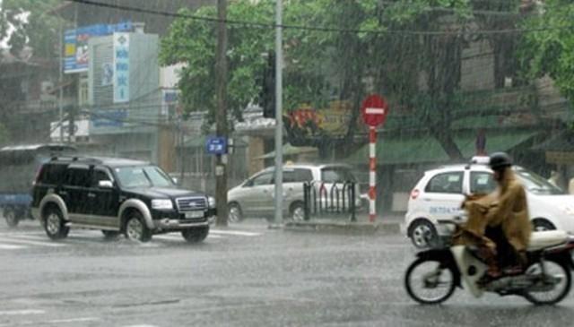 Cả nước có nắng nóng kèm mưa giông trong dịp nghỉ lễ Quốc khánh 2-9