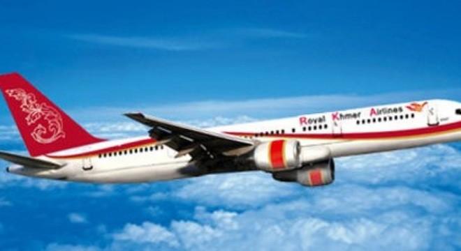 Một tàu bay B727-200 của Royal Khmer Airlines bỏ quên tại sân bay NỘi Bài đã 10 năm nay