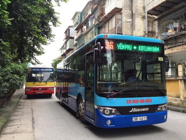 Đại diện Transerco cho biết, sẽ từng bước thay thế toàn bộ hệ thống xe buýt, nâng cao chất lượng phục vụ, cung cấp wifi miễn phí