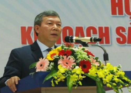 Ông Trần Ngọc Thành, Chủ tịch Hội đồng thành viên Tổng công ty Đường sắt Việt Nam xin nghỉ hưu sớm 4 năm vì bị điều chuyển công tác