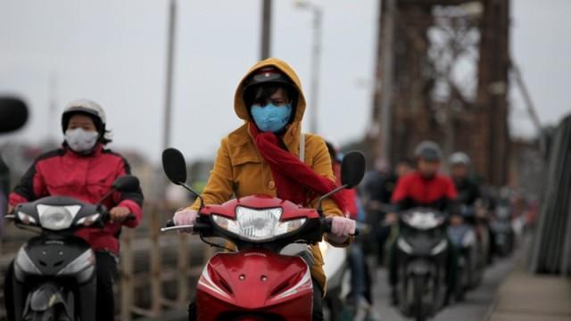 Khu vực Bắc bộ trong đó có Thủ đô Hà Nội chuẩn bị lạnh sâu, nền nhiệt giảm 12-15 độ C