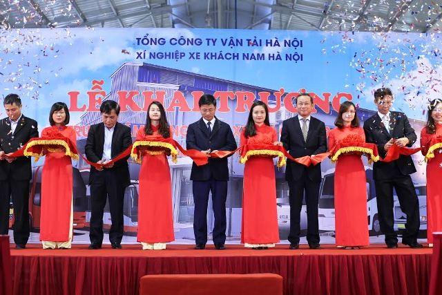 Khai trương Trung tâm đăng kiểm xe cơ giới ở Yên Viên, Gia Lâm