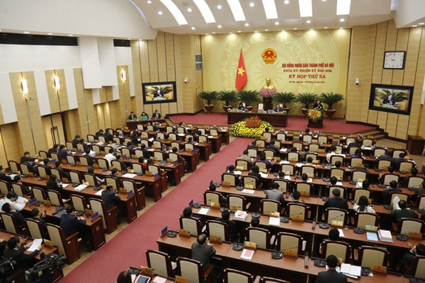 Sau gần 4 ngày làm việc, sáng 8/12 Kỳ họp thứ 3, HĐND TP Khóa XV đã chính thức khép lại