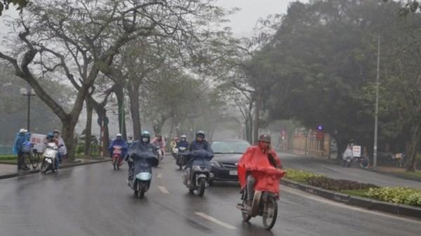 Bắc bộ và Thủ đô Hà Nội sắp đón rét đậm, rét hại