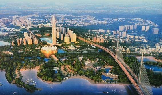 Hà Nội sẽ lập đồ án quy hoạch thành phố hai bên bờ sông Hồng