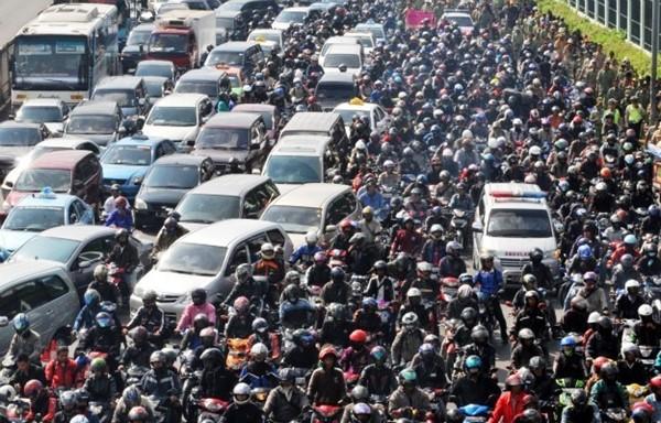 85% người dân ủng hộ giảm phương tiện cá nhân