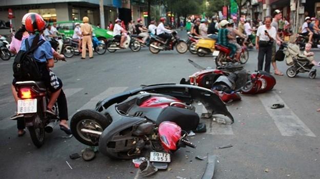 Đã có 51 người chết vì tai nạn giao thông trong 1 ngày 2-5