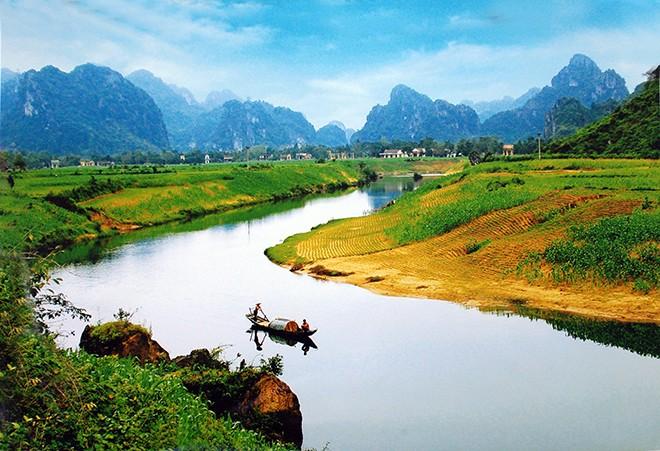 Đường bay giá rẻ đầu tiên nối giữa Quảng Bình (Việt Nam) và Chiangmai (Thái Lan)