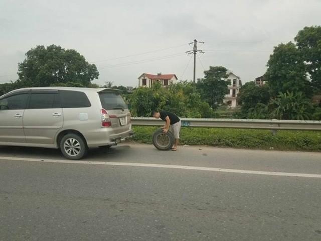 Ô tô cũng không ngoại lệ (ảnh Khôi Minh)