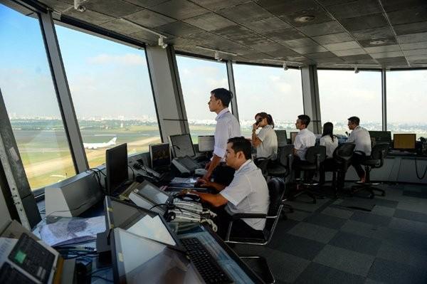 Đài kiểm soát không lưu Tân Sơn Nhất