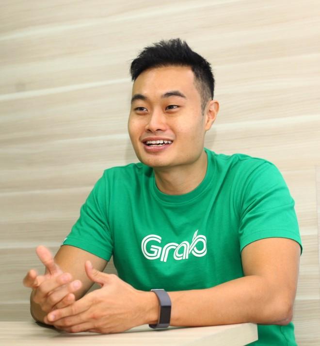 Ông Jerry Lim, Giám đốc Grab Việt Nam