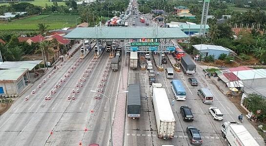 Phó Thủ tướng Trương Hòa Bình yêu cầu trạm BOT phải xả nếu để ùn tắc 700m