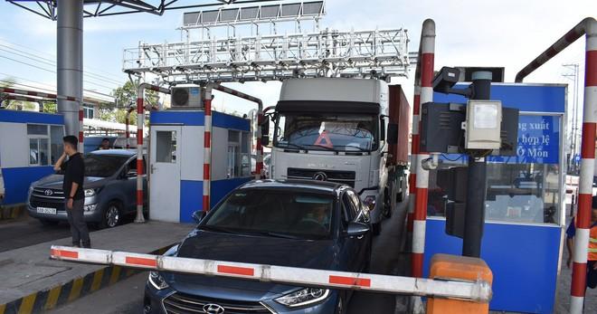 Gần 1.000 phương tiện trên địa bàn TP Cần Thơ gần trạm thu phí BOT QL91 được miễn giảm phí