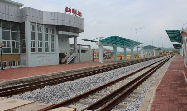 Cần hơn 5.200 tỷ đồng để hoàn thiện dự án đường sắt Yên Viên- Cái Lân