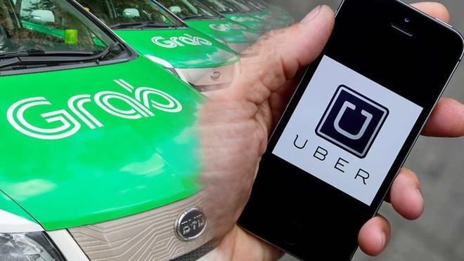 Cuộc chiến giữa taxi truyền thống và Grab, Uber vẫn chưa có hồi kết qua 5 năm