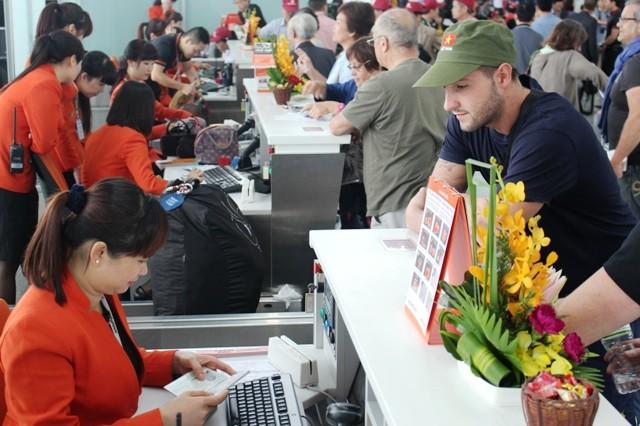 Hãng hàng không Jetstar Pacific vừa quyết định tăng 5 chuyến bay/tuần trên các đường bay tới Quảng Châu